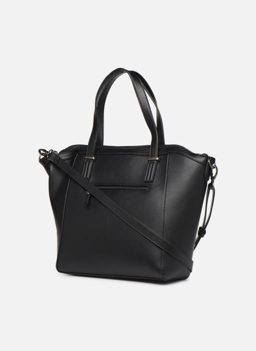 Handbags Pepe jeans BAG DAPHNE Black view from the right