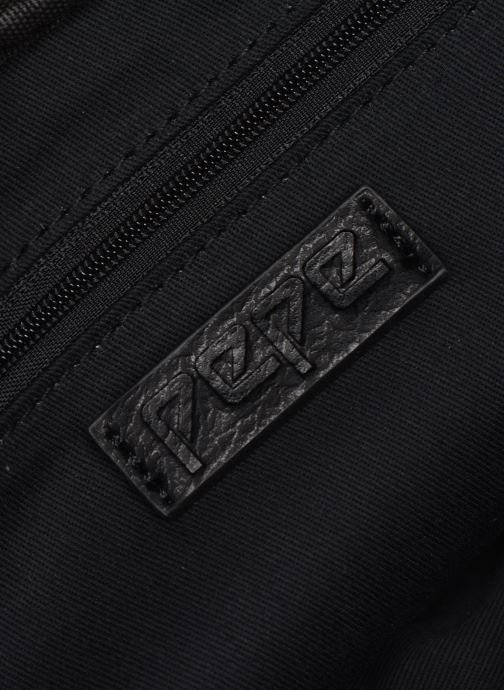 Kleine lederwaren Pepe jeans ARITZ WAIST BAG Zwart achterkant
