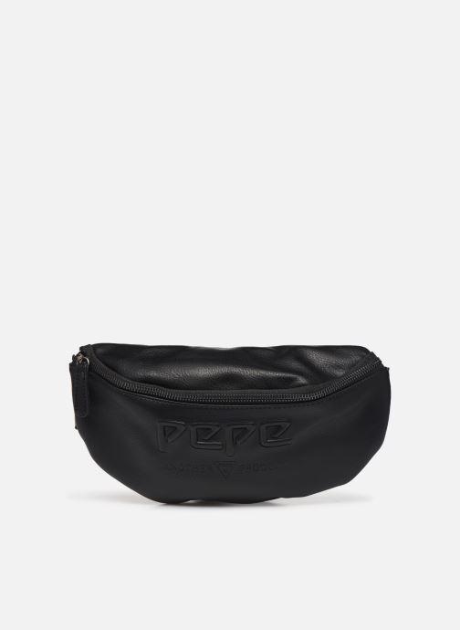 Kleine lederwaren Pepe jeans ARITZ WAIST BAG Zwart detail