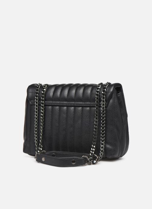 Handtassen Pepe jeans ADRIANA BAG Zwart rechts
