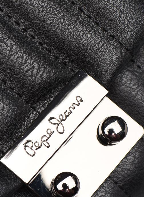 Sacs à main Pepe jeans ADRIANA BAG Noir vue gauche