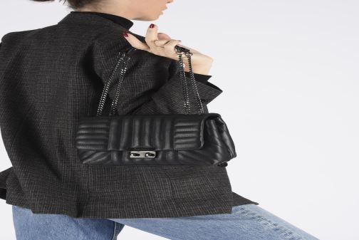 Sacs à main Pepe jeans ADRIANA BAG Noir vue bas / vue portée sac