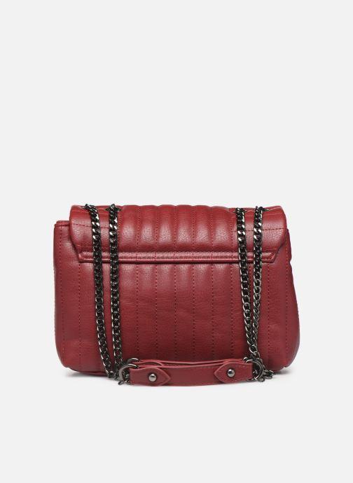 Handtassen Pepe jeans ADRIANA BAG Rood voorkant