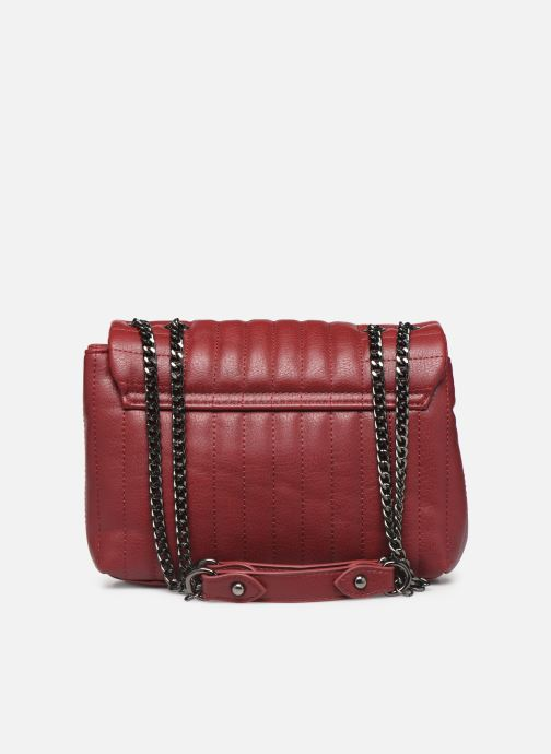 Handbags Pepe jeans ADRIANA BAG Red front view