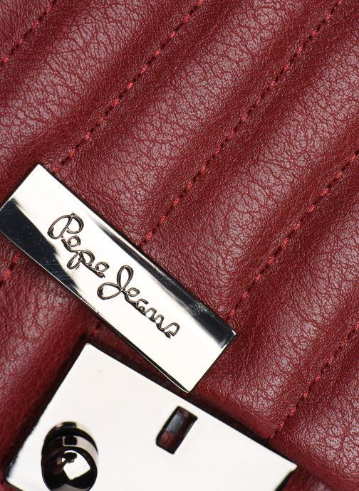 Handtassen Pepe jeans ADRIANA BAG Rood links