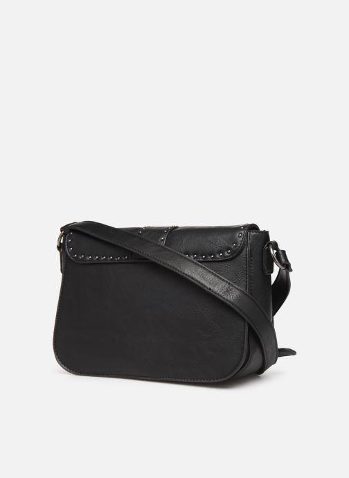 Handtassen Pepe jeans NOA BAG Zwart rechts