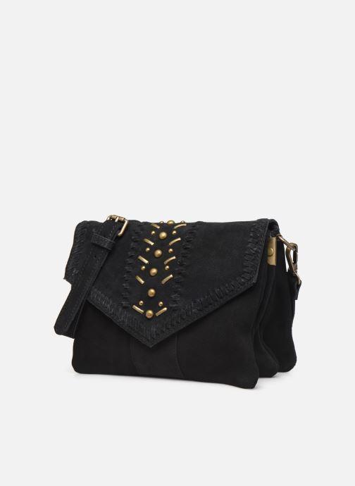 Handtassen Pepe jeans IRENE BAG Zwart model