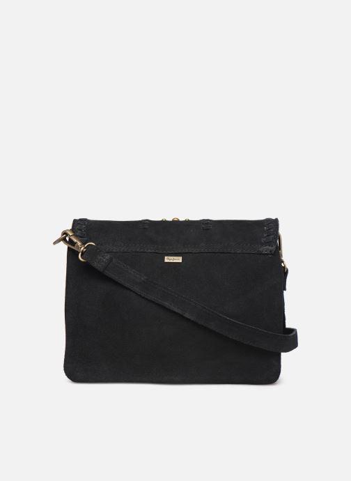 Handbags Pepe jeans IRENE BAG Black front view