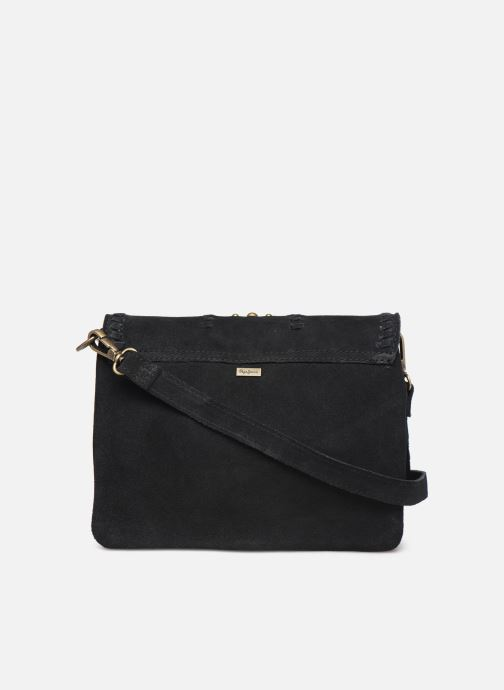 Handtassen Pepe jeans IRENE BAG Zwart voorkant