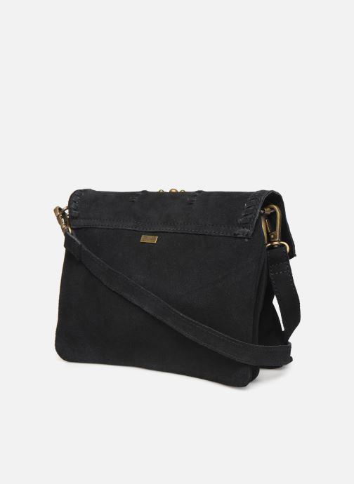 Handtassen Pepe jeans IRENE BAG Zwart rechts