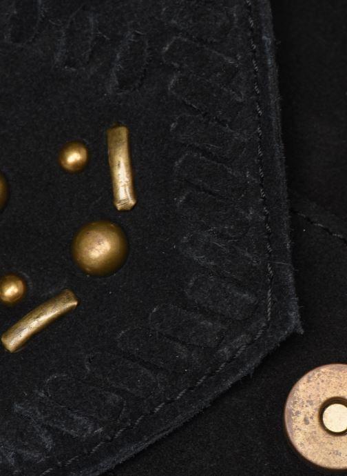Handtassen Pepe jeans IRENE BAG Zwart links
