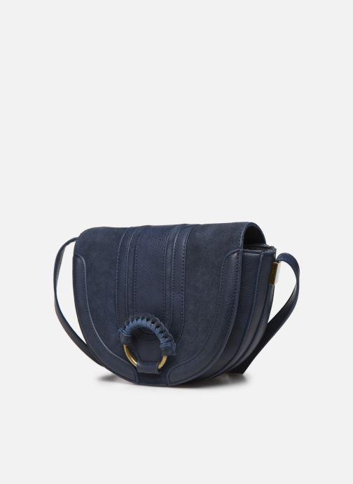 Handbags Pepe jeans CLAUDI BAG Blue model view