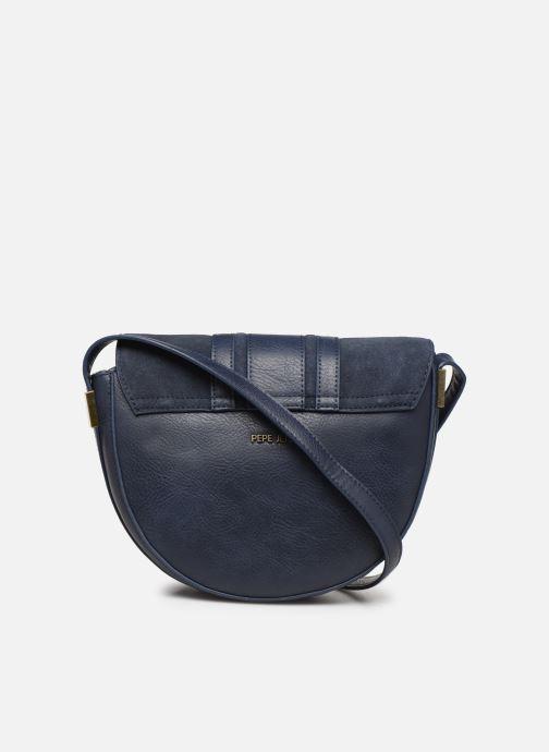 Handtassen Pepe jeans CLAUDI BAG Blauw voorkant