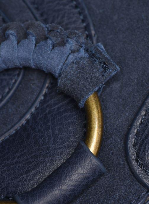 Sacs à main Pepe jeans CLAUDI BAG Bleu vue gauche
