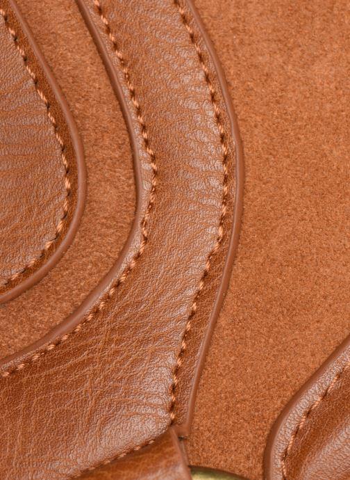 Bolsos de mano Pepe jeans CLAUDI BAG Marrón vista lateral izquierda