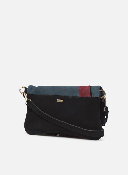 Handtaschen Pepe jeans BLANCA BAG mehrfarbig ansicht von rechts