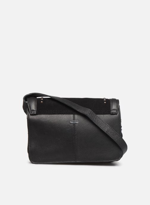 Handtaschen Pepe jeans INES BAG schwarz ansicht von vorne