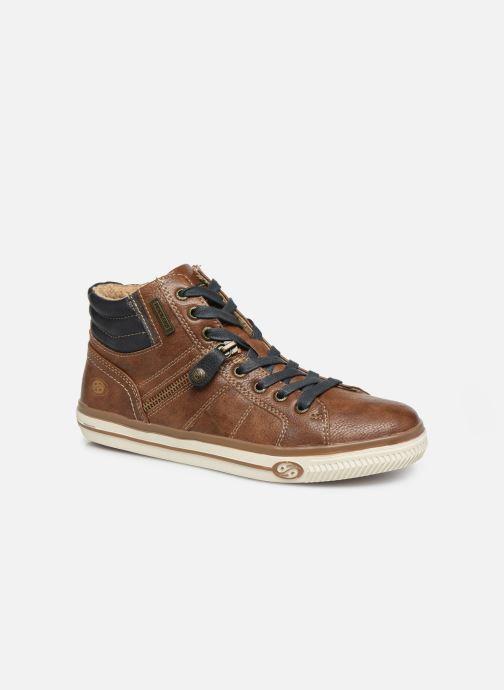 Sneaker Dockers Auri braun detaillierte ansicht/modell