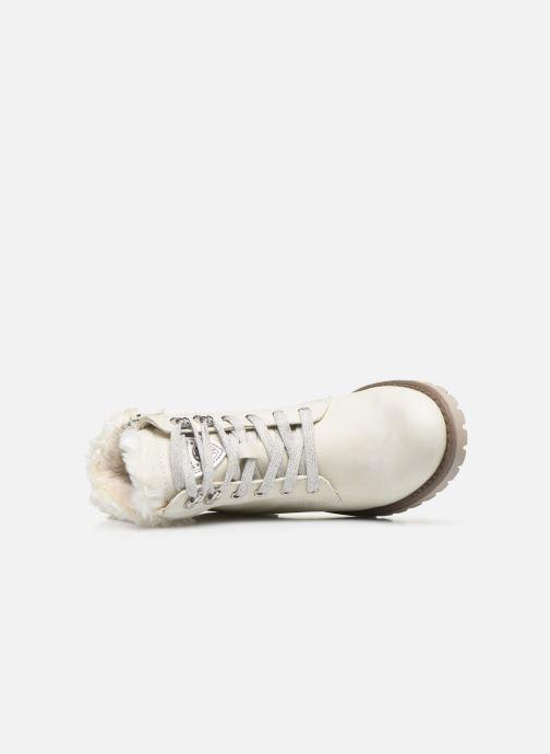 Bottines et boots Dockers Elena 2 Blanc vue gauche