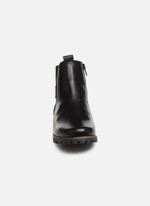 Bottines et boots Dockers Lise Noir vue portées chaussures