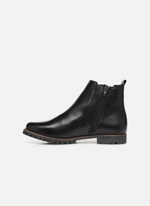 Bottines et boots Dockers Lise Noir vue face
