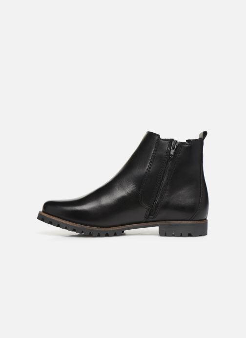 Bottines et boots Dockers Lise Noir vue face