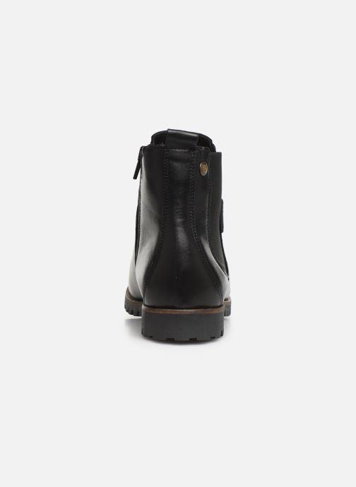 Bottines et boots Dockers Lise Noir vue droite