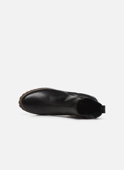 Bottines et boots Dockers Lise Noir vue gauche