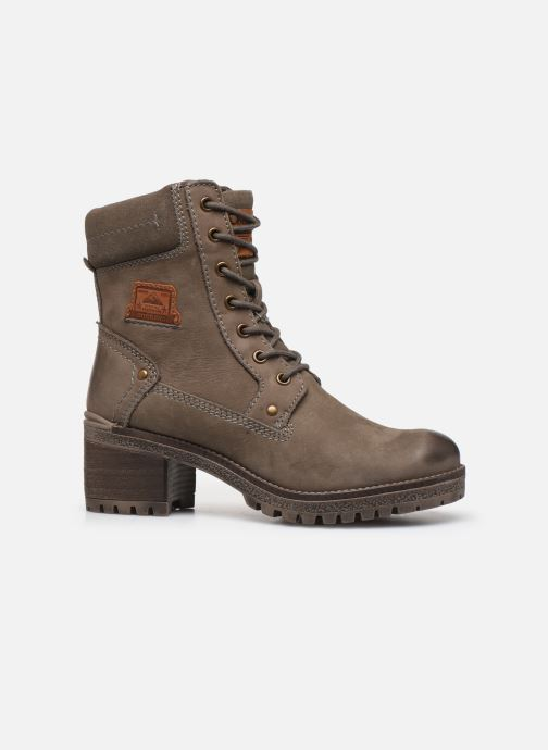 Ankle boots Dockers Poli Grey back view