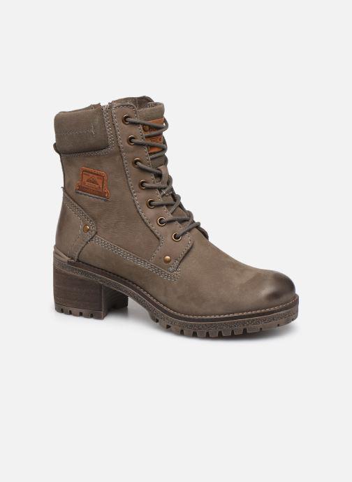 Bottines et boots Dockers Poli Gris vue détail/paire