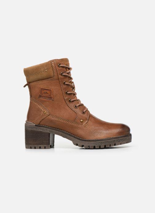 Bottines et boots Dockers Poli Marron vue derrière