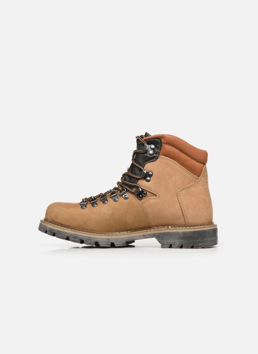 Bottines et boots Dockers Taon Marron vue face