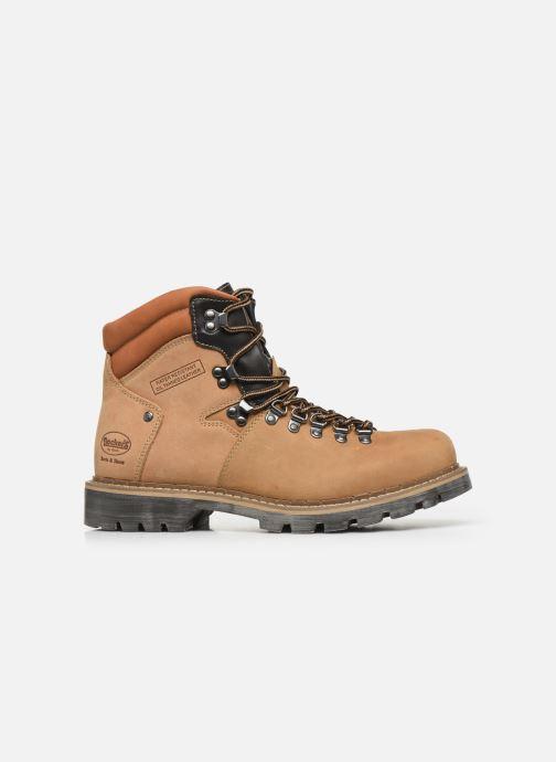 Bottines et boots Dockers Taon Marron vue derrière