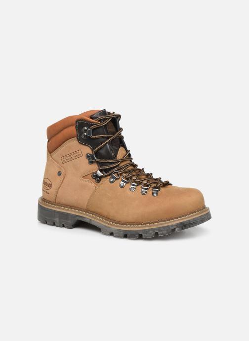 Bottines et boots Dockers Taon Marron vue détail/paire