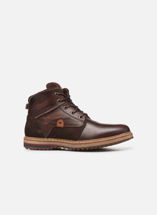 Stiefeletten & Boots Dockers Gru braun ansicht von hinten
