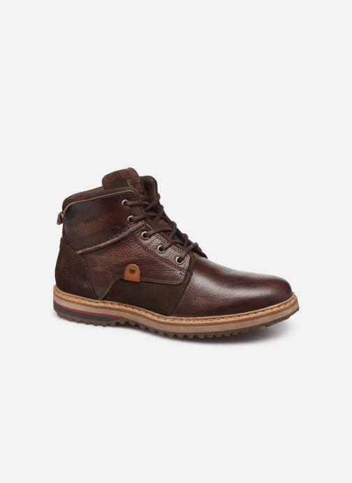 Bottines et boots Dockers Gru Marron vue détail/paire
