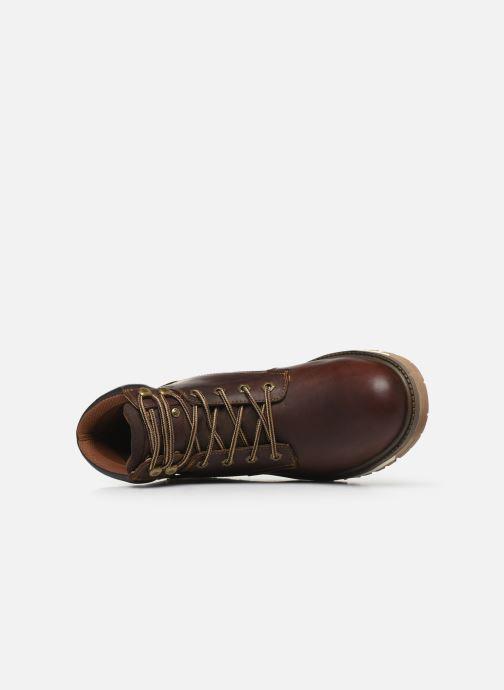 Bottines et boots Dockers Alb Marron vue gauche