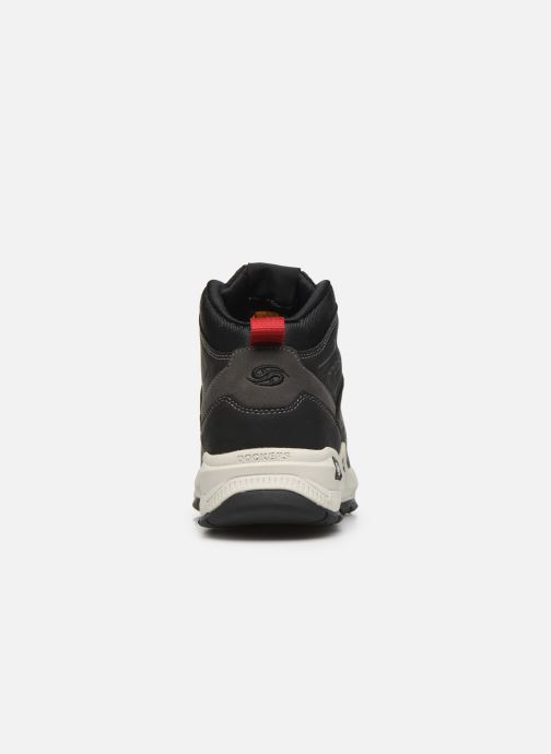 Trainers Dockers Crio Black view from the right