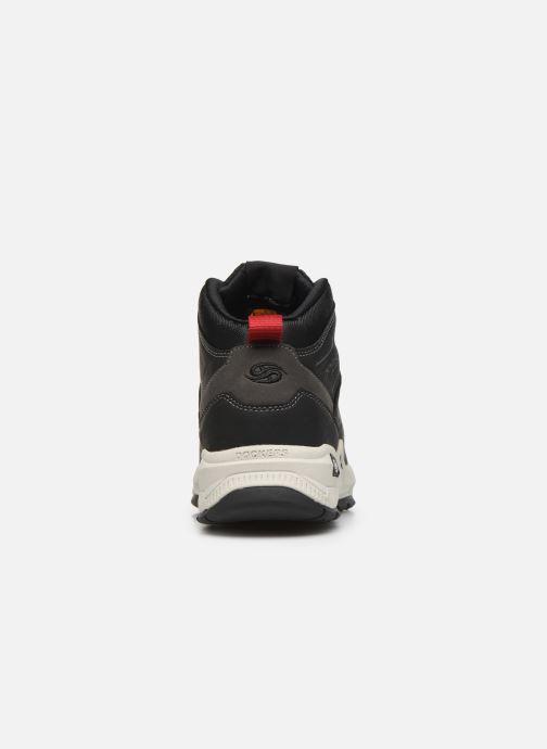 Sneakers Dockers Crio Nero immagine destra