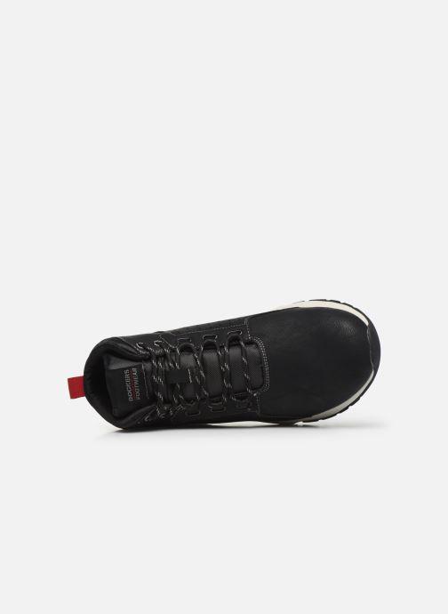 Sneakers Dockers Crio Nero immagine sinistra