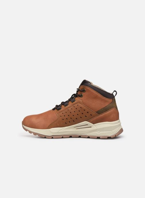 Baskets Dockers Crio Marron vue face