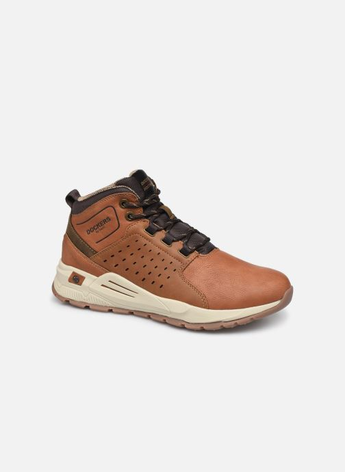 Trainers Dockers Crio Brown detailed view/ Pair view