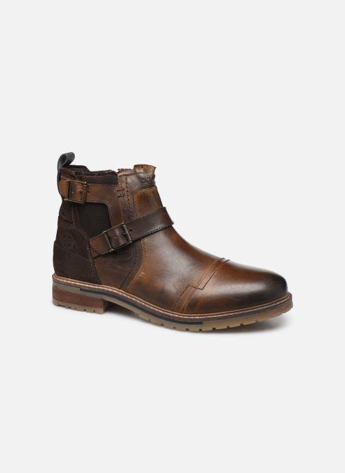 Bottines et boots Dockers Jlo Marron vue détail/paire