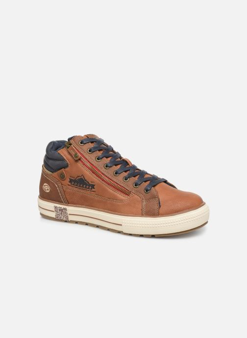 Trainers Dockers Benoit Brown detailed view/ Pair view
