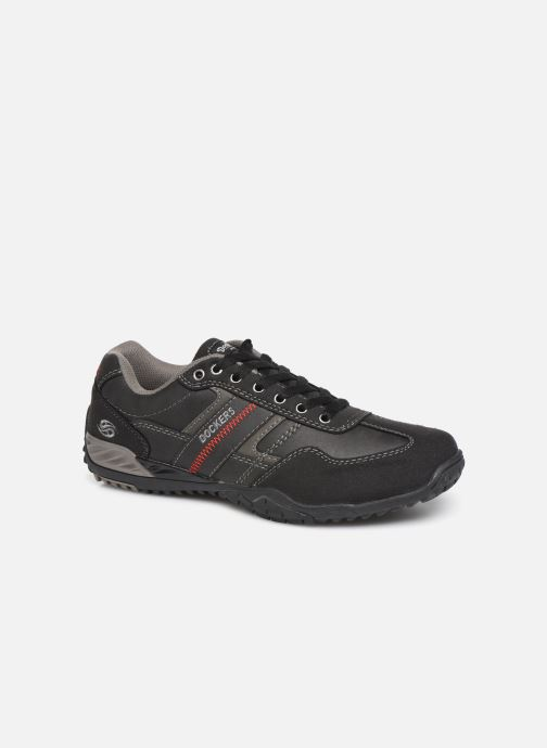 Trainers Dockers Patri Black detailed view/ Pair view