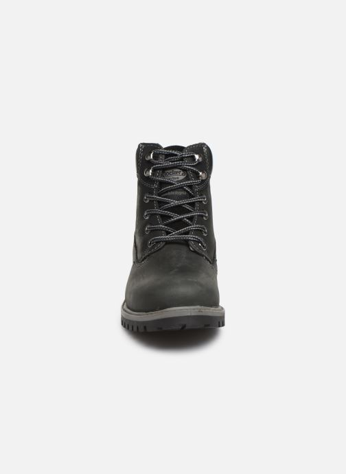 Ankle boots Dockers Lola Black model view