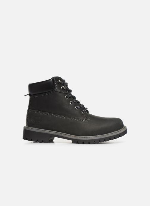 Bottines et boots Dockers Lola Noir vue derrière