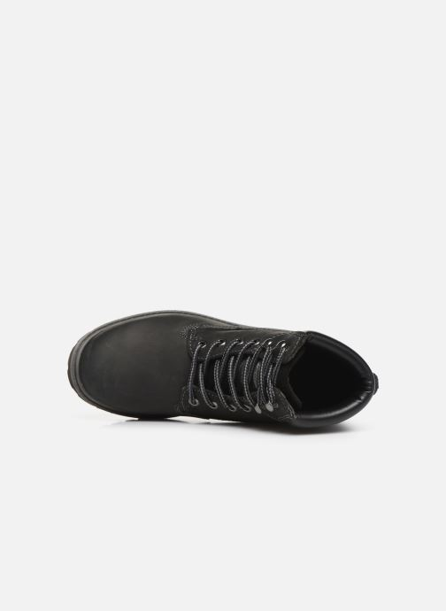 Ankle boots Dockers Lola Black view from the left