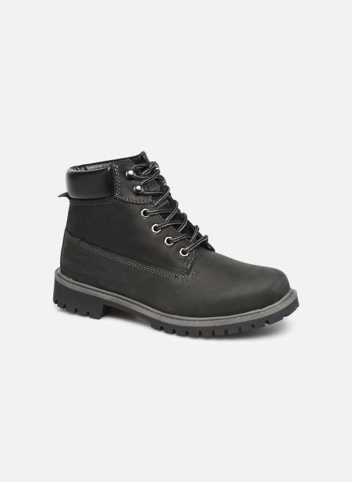 Bottines et boots Dockers Lola Noir vue détail/paire