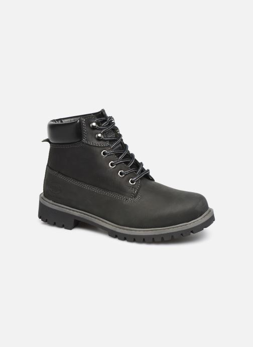 Ankle boots Dockers Lola Black detailed view/ Pair view